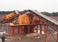 暴雨洪涝当前,砂石破碎设备应该怎样做好防护?